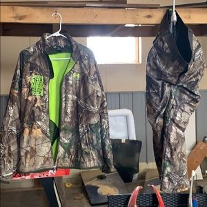 NWOT UA Rut outfit in Realtree Xtra